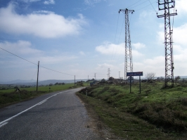Yoguntas am Kayalikoy Baraji (Türkei)