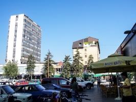 Zajecar in Serbien