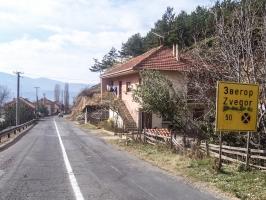 Zvegor in Mazedonien