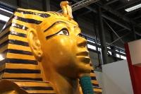 Ägypten auf der ITB 2012 in den Messehallen Berlin