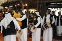 Die Golfstaaten präsentieren sich auf der ITB 2012 mit viel Musikprogramm