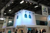 Die Vereinigten Arabischen Emirate auf der ITB 2012 in Berlin