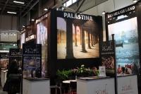 Palästina, das heilige Land, auf der ITB 2012 in Berlin