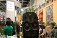 Papua-Neuguinea auf der ITB 2012 in Berlin