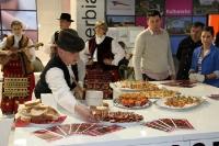 Serbien zeigt sich auf der ITB 2012 in Berlin von der besten Seite