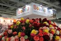Bolivien auf der Reisemesse ITB 2012 in Berlin