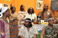 Afrikas Staaten präsentieren sich auf der ITB 2012 in Berlin
