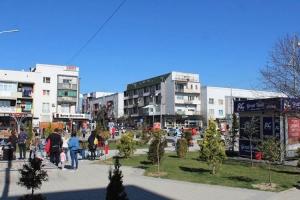 Gjilan im Kosovo