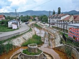 Gračanica im Kosovo