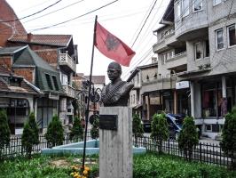Pristina, Hauptstadt des Kosovo