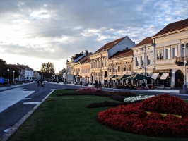 Innenstadt von Koprovnica