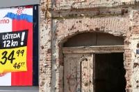 Kriegsspuren in Vukovar