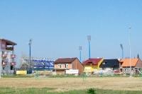 Stadion Gradski vrt des NK Osijek