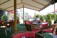 ein entspanntes Käffchen in Beli Manastir im Nordosten Kroatiens