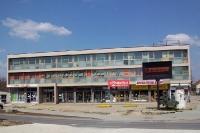 Stadtzentrum der kroatischen Stadt Beli Manastir