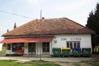 Dorfladen in einer kleinen kroatischen Ortschaft