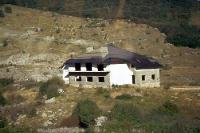 ehemaliger UN-Stützpunkt in der einstigen Republika Srpska Krajina (1991-1995)