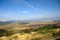 Landschaft in Lika-Senj (im Krieg die einstige Republika Srpska Krajina)