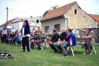 Fußballturnier in der kroatischen Stadt Krizevci