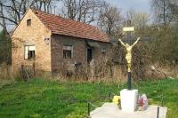 Kreuze und Jesus-Statuen sind im katholischen Kroatien überall zu sehen