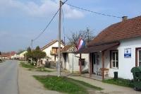 kleine Ortschaft im Norden Kroatiens