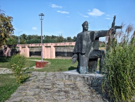 Partisanendenkmal in Koprivnica