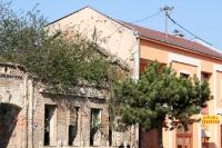Spuren des Balkankrieges in Vukovar