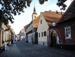 Varaždin in Kroatien