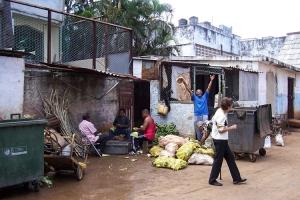 Obststand in Havanna