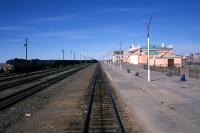 Bahnhof von Sainshand