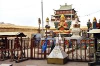 Buddhistisches Gandan Kloster in Ulaan Baatar (Ulan Bator)
