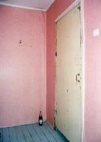 karges Zimmer in einem Guest House