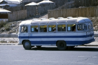 Linienbus in Ulaanbaatar