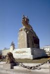 Reiterdenkmal Damdin Süchbaatar