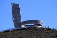 Sozialistisches Denkmal in Ulaanbaatar