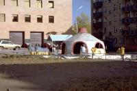 Spielplatz in Ulaanbaatar