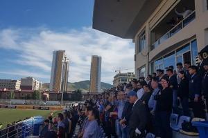 Ulaanbaatar im Herbst 2019