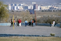 Ulaanbaatar in der Mongolei