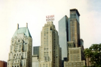 Das Essex House in New York / Manhattan (1993)