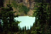 Lake Louise in Kanada (Rocky Mountains)