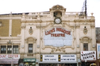 Loew´s Paradise Theatre in New York im Sommer 1993