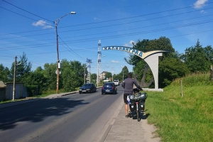 Russland / Kaliningrad ist erreicht