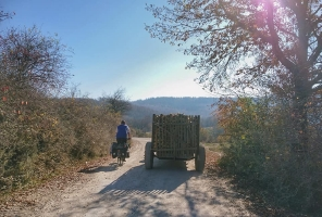 Unterwegs in Serbien