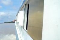 Mit dem Schiff von Iquitos nach Santa Rosa, Amazonasgebiet von Peru