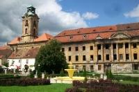 verfallenes Schloss in Zary