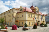 Rathaus von Zary