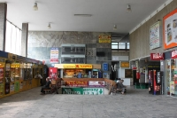 Bahnhof von Allenstein / Olsztyn