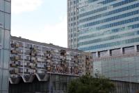 Alt und Neu. Gegensätze in der polnischen Hauptstadt Warschau