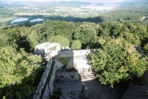 Blick auf die Region Jelenia Góra / Sobieszów