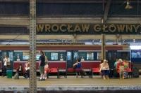 Hauptbahnhof von Breslau / Wroclaw